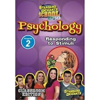 Standard Deviants School Psychology Module 2: Responding To Stimuli DVD