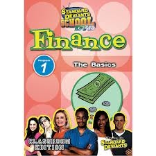 Standard Deviants School Finance Module 1: The Basics DVD