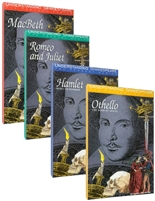Just the Facts: Understanding Shakespeare 4-Pack DVDs