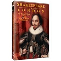 Just the Facts: Shakespeare in London DVD