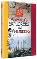 Just The Facts: America's Explorers and Pioneers - DVD