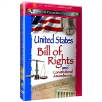 Just The Facts: The US Bill Of Rights And Constitutional Amendments - DVD