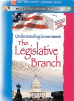 Just The Facts: The Legislative Branch of Government - DVD