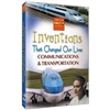 Just the Facts: Inventions That Changed Our Lives: Communications & Transportation DVD