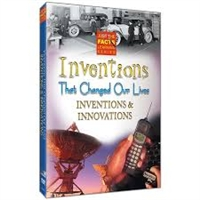 Just the Facts: Inventions That Changed Our Lives: Inventions & Innovations DVD