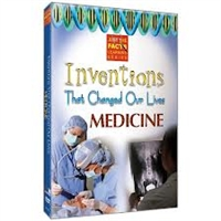 Just the Facts: Inventions That Changed Our Lives: Medicine DVD