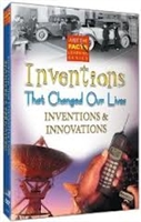 Just the Facts: Inventions That Changed Our Lives: Electricity DVD