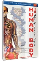 Just the Facts: The Human Body: Major Systems & Organs DVD