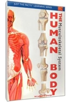 Just the Facts: The Human Body: Musculoskeletal DVD