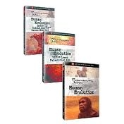 Just the Facts: Human Evolution 3 Pack DVD