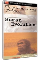 Just the Facts: Prehistoric Man: Human Evolution DVD