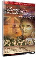 Just the Facts: America's Documents of Freedom 1215-1774 DVD