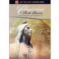 Just the Facts: Colonization of North America: English Settlements DVD