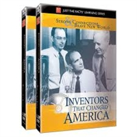 Just the Facts: Inventors That Changed America (2 Pack) DVD