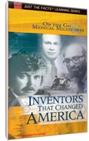 Just the Facts: Inventors That Changed America: On the Go&Medical DVD