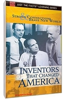 Just the Facts: Inventors That Changed America: Strong Connection DVD
