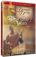 Just the Facts: America's Documents of Freedom 1917-1920: World War I Years DVD