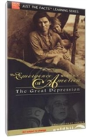 Just the Facts: Emergence of Modern America: The Depression DVD