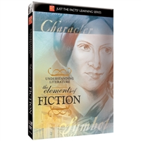 Just the Facts: Understanding Literature: The Elements of Fiction DVD (#GH1795)