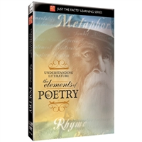 Just the Facts: Understanding Literature: The Elements of Poetry DVD (#GH1796)