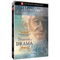 Just the Facts: Understanding Literature: The Elements of Drama DVD (#GH1797)
