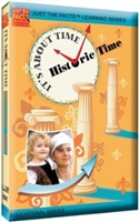 Just the Facts: It's About Time: Historic Time DVD