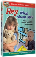 Kidvidz: Hey, What About Me? DVD