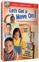 Kidvidz: Let's Get a Move On! DVD