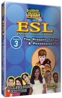 Standard Deviants School ESL Program 3: The Present Tense