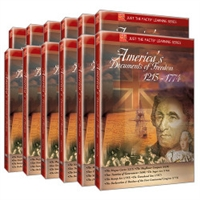 Just the Facts: America's Documents of Freedom Super Pack DVD