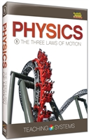 Teaching Systems Physics Module 5: The Three Laws of Motion DVD
