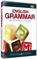 Teaching Systems Grammar Module 6: Grammar Follies (#GH3819)