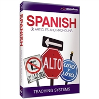 Teaching Systems Spanish Module 5: Articles And Pronouns