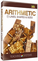 Teaching Systems Arithmetic Module 7: Lines, Shapes, & Sizes (#GH3919)