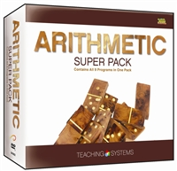 Teaching Systems Arithmetic Super Pack (#GH3922)