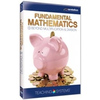 Teaching Systems Fundamental Math Module 1: Beyond Multiplication and Division DVD