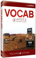 Teaching Systems Vocabulary Module 2: Artists & Rumor Chick DVD