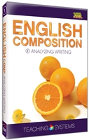 Teaching Systems English Composition Module 1: Analyzing Writing DVD