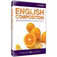Teaching Systems English Composition Module 3: Organization & Structure DVD