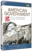 AP U.S. Government & Politics Exam Prep DVD