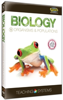 Teaching Systems Biology Module 5: Organisms & Populations (#GH4008)