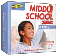 Lesson Booster Middle School 6 Program Series