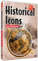 Historical Icons: Vincent Van Gogh DVD