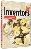 Inventors: The Life and Mind of Albert Einstein DVD