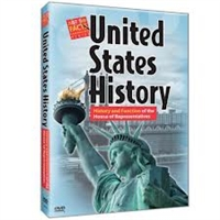 U.S. History : History and Function of the House of Representatives DVD