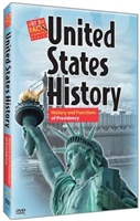U.S. History : History And Functions Of The Presidency - DVD