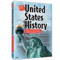 U.S. History : History And Functions Of The Secretary Of State DVD