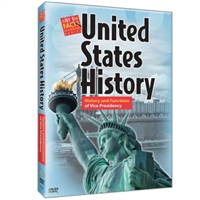 U.S. History : History And Functions Of The Vice Presidency - DVD