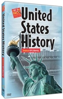 U.S. History : Statue Of Liberty DVD