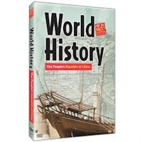 World History: The People's Republic of China DVD